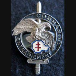 CEC POLYNÉSIE : brevet du centre d'entrainement commando Polynésie Drago