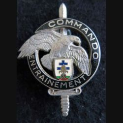 CEC 13° DBLE  : brevet du centre d'entrainement commando 13° DBLE Drago Paris GS. 51