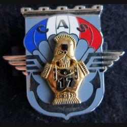 17° RGP : compagnie d'administration et de soutien 17° régiment du génie parachutiste Boussemart