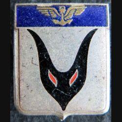 59 S : insigne métallique de l'escadrille école 59 S  Drago Paris M 561