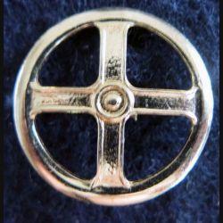 AIR : insigne métallique brevet de conducteur de véhicule en métal matricé doré