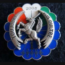 1° RHP : 1° escadron du 1° hussards parachutistes opération Licorne 2005 Boussemart