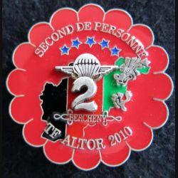 1° RHP : 2° escadron du 1° hussards parachutistes TF ALTOR 2010 de fabrication IMC
