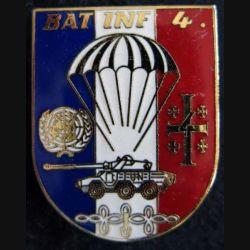 1° RHP : 4° escadron du 1° régiment hussards parachutistes BATINF 4 J.Y Ségalen
