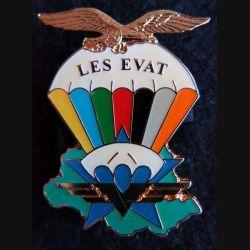 1° RCP : 1° régiment chasseurs parachutistes les EVAT Numéroté 376