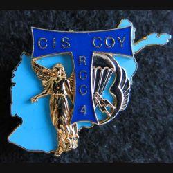 CIS COY : compagnie transmissions RCC4 opération PAMIR LR Paris N° 039