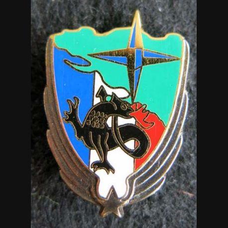 DETALAT SALAMANDRE : détachement de l'aviation légère de l'armée de terre opération Salamandre 1996 Pichard