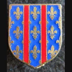 GENDARMERIE : Écu du 2° groupement gendarmerie mobile d'Arcueil  Delsart G. 2173