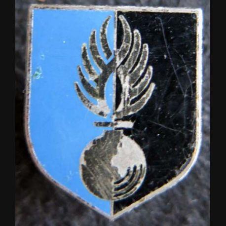 GENDARMERIE : Écu du centre administratif et technique de la gendarmerie nationale Delsart G. 2190