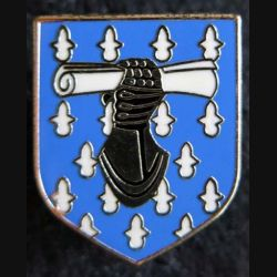 GENDARMERIE : Écu du commandement des écoles et des formations gendarmerie nationale Delsart G. 2150