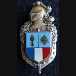 GENDARMERIE : : insigne métallique de la prévôté de la FINUL au Liban de fabrication Drago H. 696