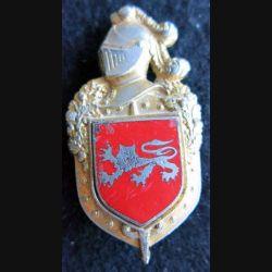 GENDARMERIE : Commandement de circonscription régionale de gendarmerie AQUITAINE A. Bertrand H. 696 émail