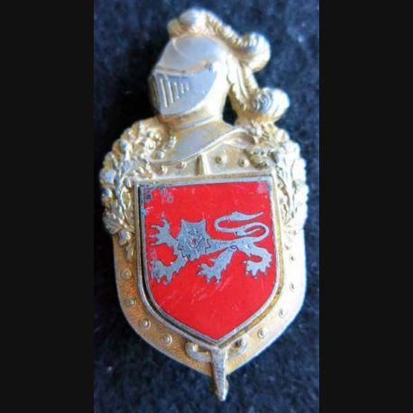 GENDARMERIE : insigne métallique du commandement de circonscription régionale de gendarmerie AQUITAINE A. Bertrand H. 696