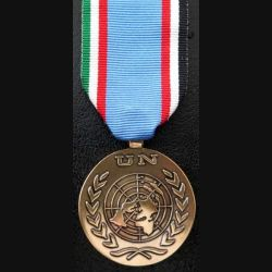 ONU : médaille de l'ONU UNIIMOG United Nations Iran / Iraq Military Observer Group