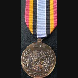 ONU : médaille de l'ONU UNOMUR United Nations Observer Mission In Uganda / Rwanda