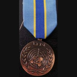 ONU : médaille de l'ONU MONUC United Nations Observer Mission in The Democratic Republic Of The Congo