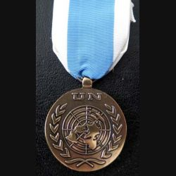 ONU : médaille de l'ONU UNSSM United Nations Special Services Medal