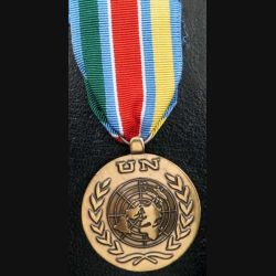 ONU : médaille de l'ONU UNTAES United Nations Transitional Administration For Eastern Slavonia