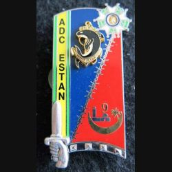 PROMOTION ENSOA : insigne de promotion Adc Estan de fabrication Arthus Bertrand G. 5141