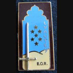 PROMOTION EOR : insigne de promotion Maréchal Lyautey de fabrication Drago Paris G. 2437