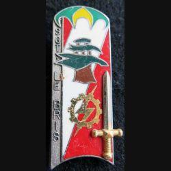PROMOTION ENTSOA : insigne de promotion Sgt Le Bris de fabrication Balme Saumur G. 3656 numéroté 220