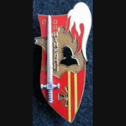 PROMOTION ST CYR : insigne métallique de la promotion lieutenant Darthenay  Arthus Bertrand Paris G. 2439