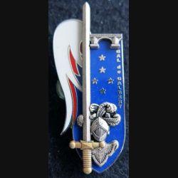 PROMOTION ST CYR : insigne métallique de la promotion Général Galbert Arthus Bertrand Paris G. 4840