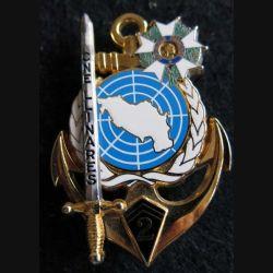 PROMOTION EOR : insigne métallique de la promotion Capitaine LLINARES  Arthus Bertrand Paris G. 4422