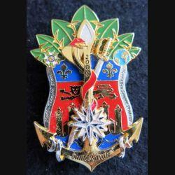 PROMOTION SANTE NAVALE : insigne métallique de la promotion Santé Navale 2008 Arthus Bertrand Paris