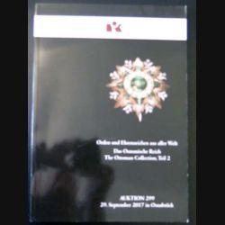 CATALOGUE KÜNKER du 29 septembre 2017 sur les ordres et médailles du monde entier (C146)