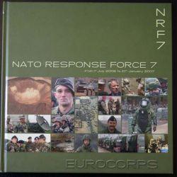 Nato Response Force 7 Eurocorps de 1° Juillet 2006 au 10 janvier 2007 (146)