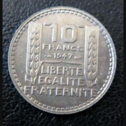 10 francs Turin 1947 occasion -2-