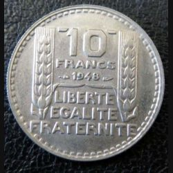 10 francs Turin 1948 occasion -6-