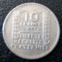 10 francs Turin 1947 occasion -7-
