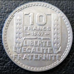 10 francs Turin 1947 occasion -8-