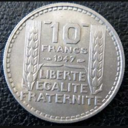 10 francs Turin 1947 occasion -9-