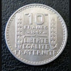 10 francs Turin 1947 occasion -10-