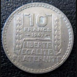 10 francs Turin 1947 occasion -12-