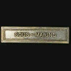 """BARRETTE """"SOUS-MARINS"""""""