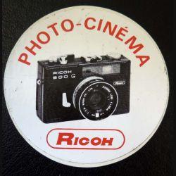 Autocollant Photo Cinéma Ricoh