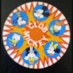 Autocollant Club Mickey