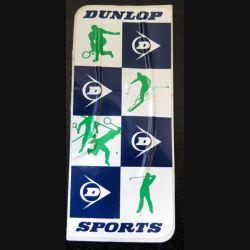Autocollant Dunlop Sports
