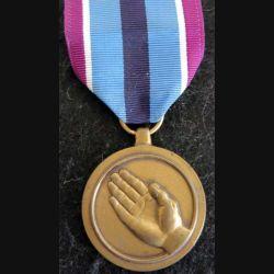 USA : médaille de The Humanitarian Service Medal