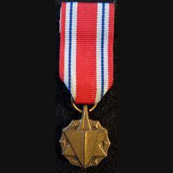 USA : Médaille miniature Combat Readiness Medal pour l'U.S. Air Force (4477)