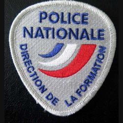 POLICE : Insigne tissu de la police nationale direction de la formation