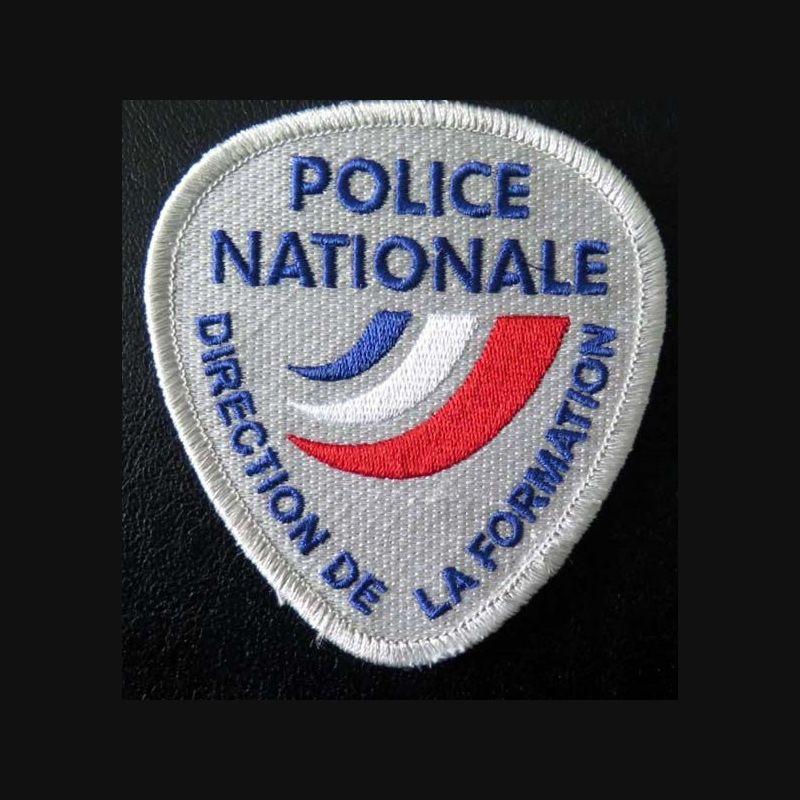Police Insigne Tissu De La Police Nationale Direction De La Formation