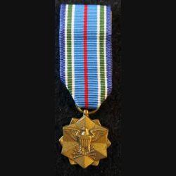 USA : Médaille miniature Achievement Medal pour l'US Joint Service (4418)
