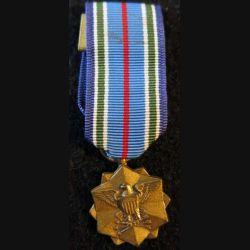 USA : Médaille miniature Achievement Medal pour l'US Joint Service (4417)