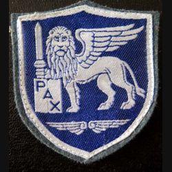 Insigne tissu AIRTHOUTH du commandement des forces de l'Air alliées d'Europe du Sud