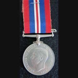 ROYAUME UNI : médaille de la Defense Medal commémorative 1939-1945 (223)